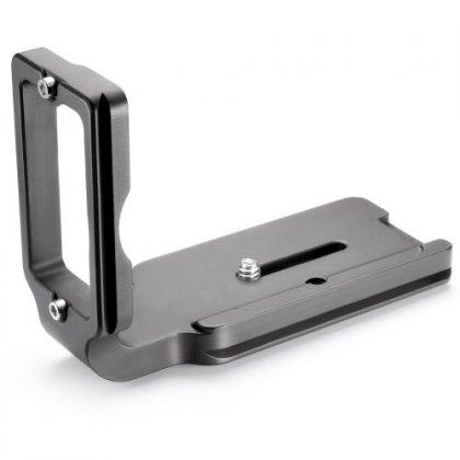Quick Release Vertical L-Bracket Hand Grip Holder For Nikon D800 Camera