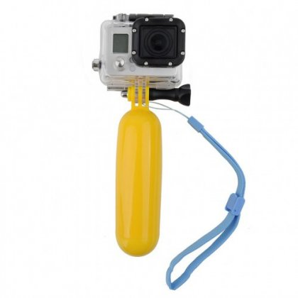 Navitech Waterproof Action Camera Floating Hand Tripod Mount /& Floating Handle Grip Compatible with The SJCAM SJ7 Star